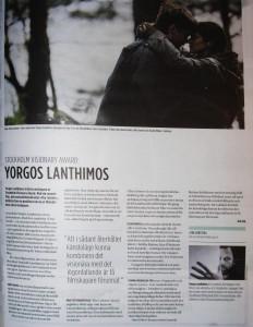 Lanthimos_Stockholms_filmfestival