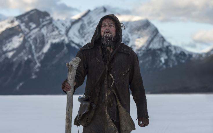 DiCaprio-Revenant