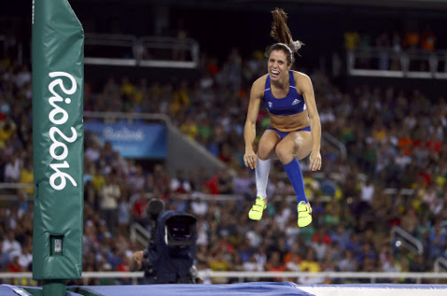 Katerina Stefanidi-Rio 2016